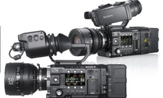 Sony F55 and F5 bundles at special prices