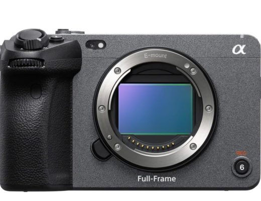 Sony FX3: a compact Cinema Line camera with S-Cinetone