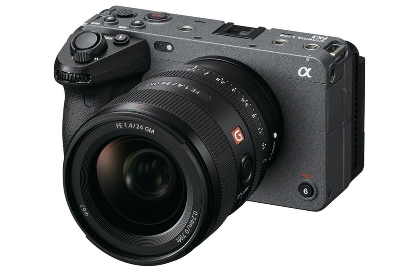 Sony FX3: a compact Cinema Line camera with S-Cinetone
