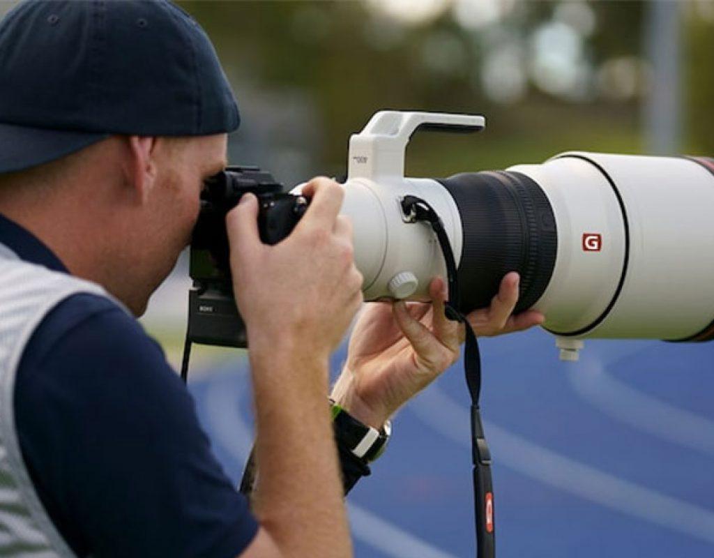 Sony 400mm F2.8G Master, world's lightest 400mm lens