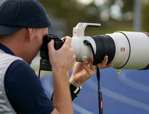 Sony 400mm F2.8G Master, world's lightest 400mm lens
