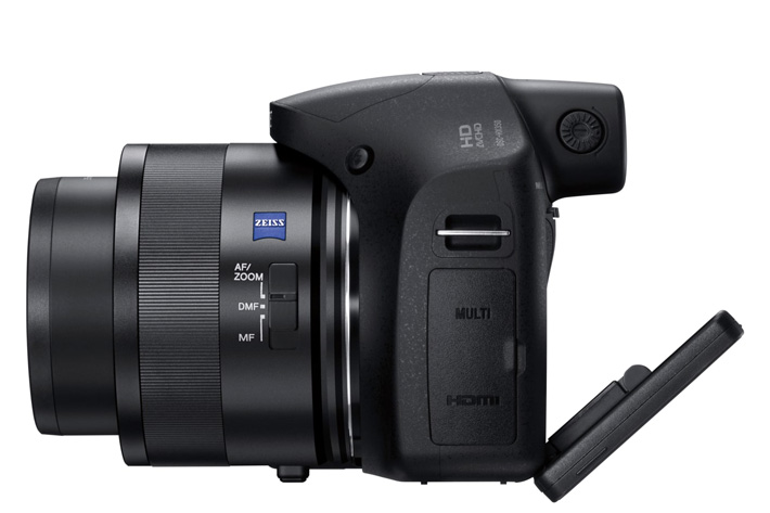 Sony HX350: 50x zoom and Full HD