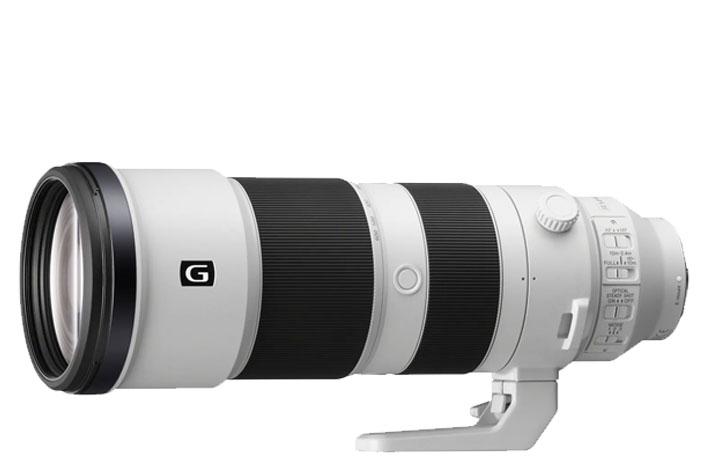 Sony's new long lenses: a 600mm prime and a 200-600mm zoom 4