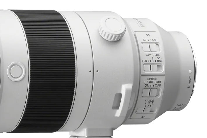 Sony's new long lenses: a 600mm prime and a 200-600mm zoom 3