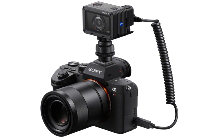 Sony introduces dual-camera shooting solution for RX0