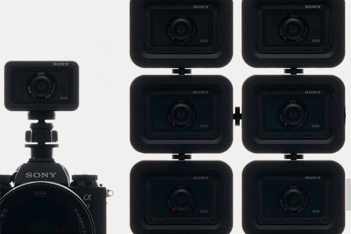 Sony RX0: an ultra compact video camera