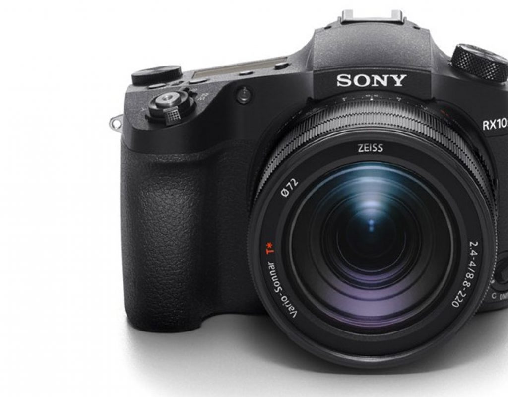 Sony RX10 IV: the world's fastest AF speed