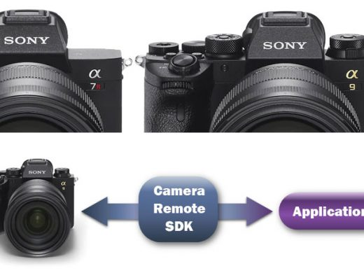 New Camera Remote SDK for mirrorless Sony Alpha 7R IV and Alpha 9 II 6
