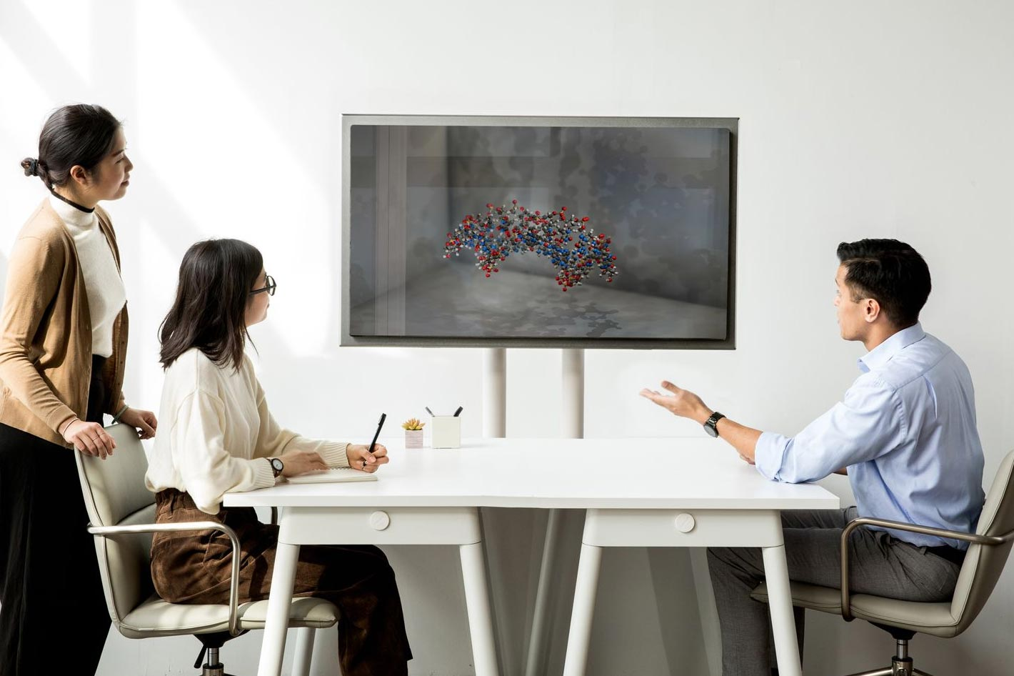 Sony Spatial Reality Display: 3D without glasses for creatives
