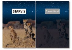 Sony Starvis: a CMOS to see in the dark