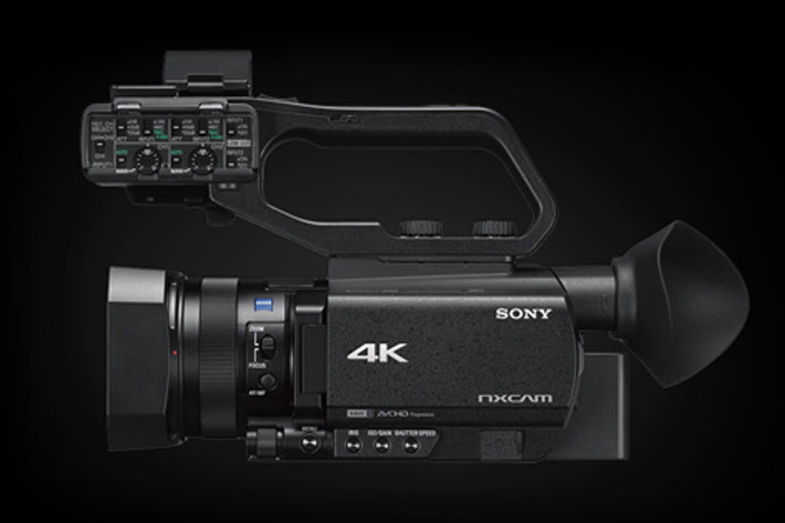 Sony HXR-NX80 and PXW-Z90 camcorders to offer Simple Live Streaming 1