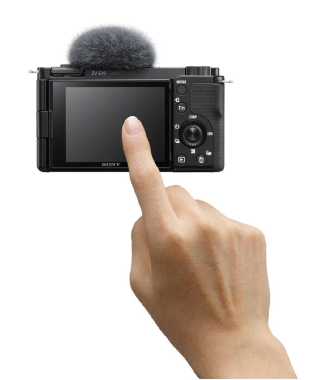 ZV-E10: the first Alpha series interchangeable lens vlog camera