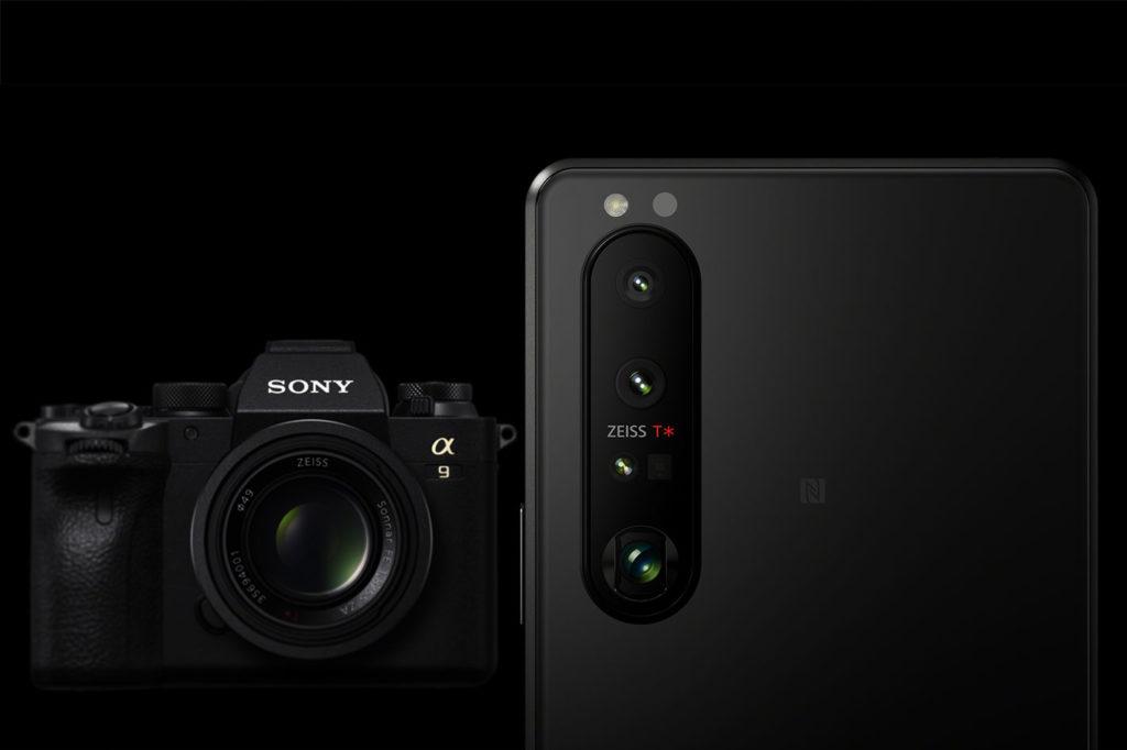 Sony Xperia 1 III and 5 III introduce variable telephoto zoom