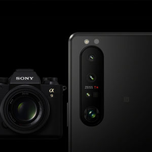 Sony Xperia 1 III and 5 III introduce variable telephoto zoom