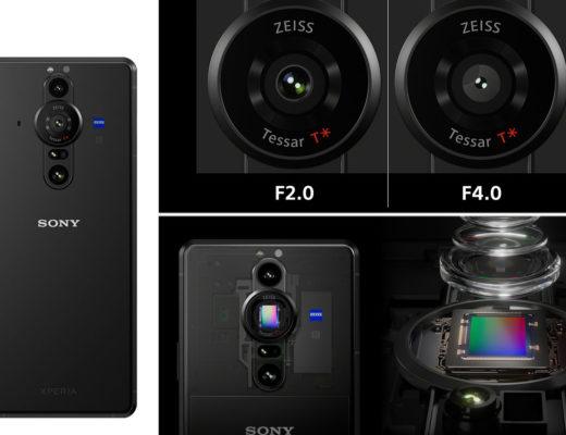 Xperia PRO-I smartphone uses sensor from Sony RX100 camera