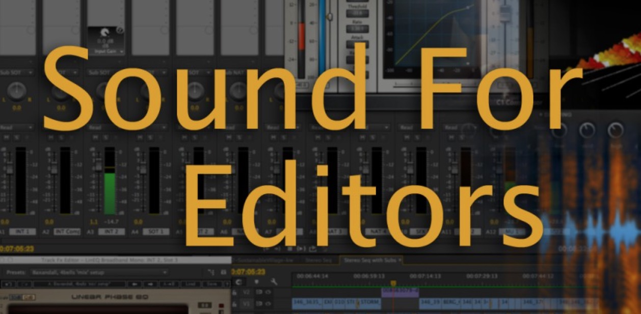 sound for editors