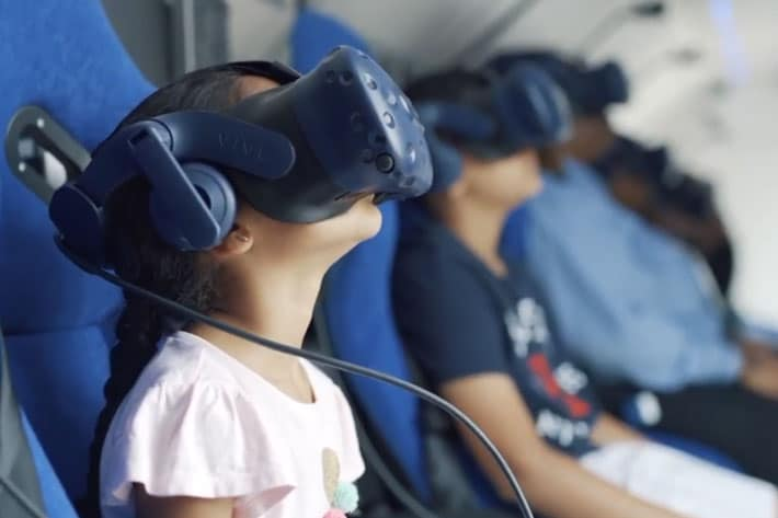 SpaceBuzz: using VR to create ambassadors of planet Earth