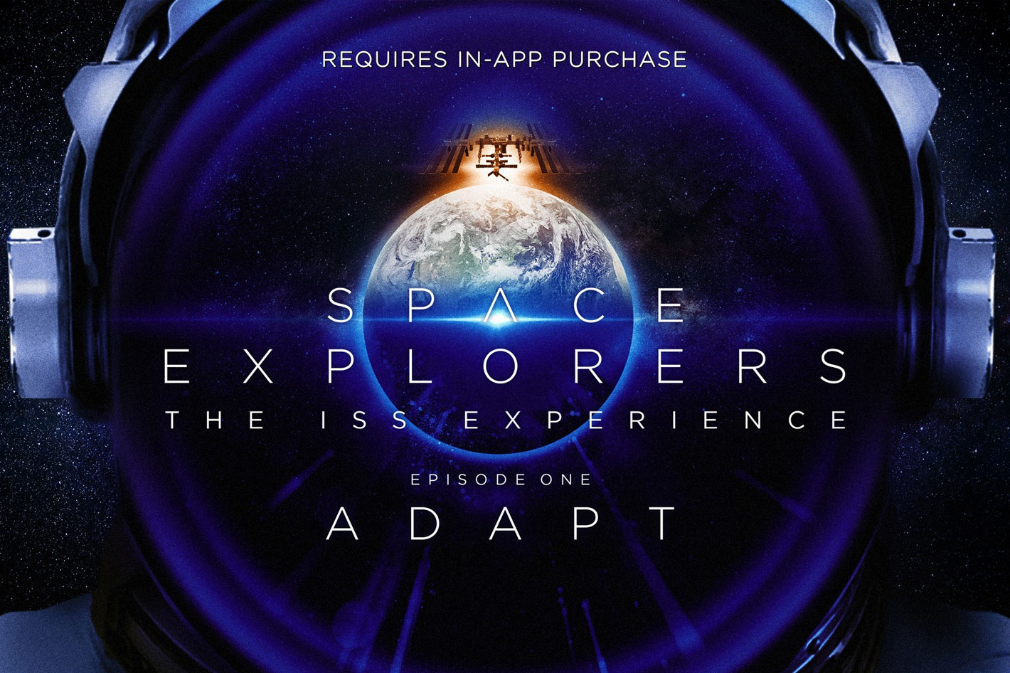 Space Explorers: the largest production ever filmed in space
