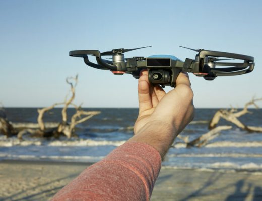 DJI Spark: mini drone with Full HD video