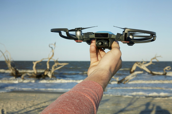 DJI Spark: the drone for the whole family