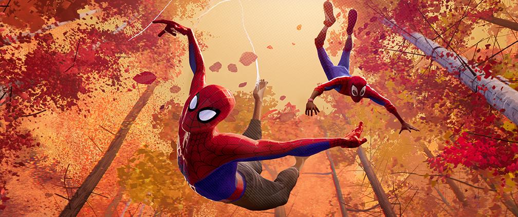 spider-man-into-the-spider-verse-dom-SpiderVerse Mix