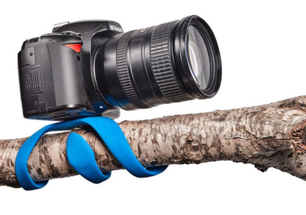 Splat: a flexible tripod for your DSLR 1