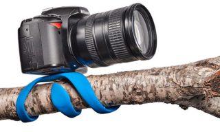 Splat: a flexible tripod for your DSLR
