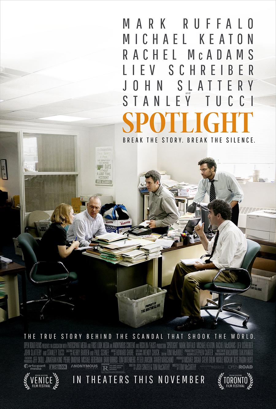 spotlight Spotlight One Sheet SM