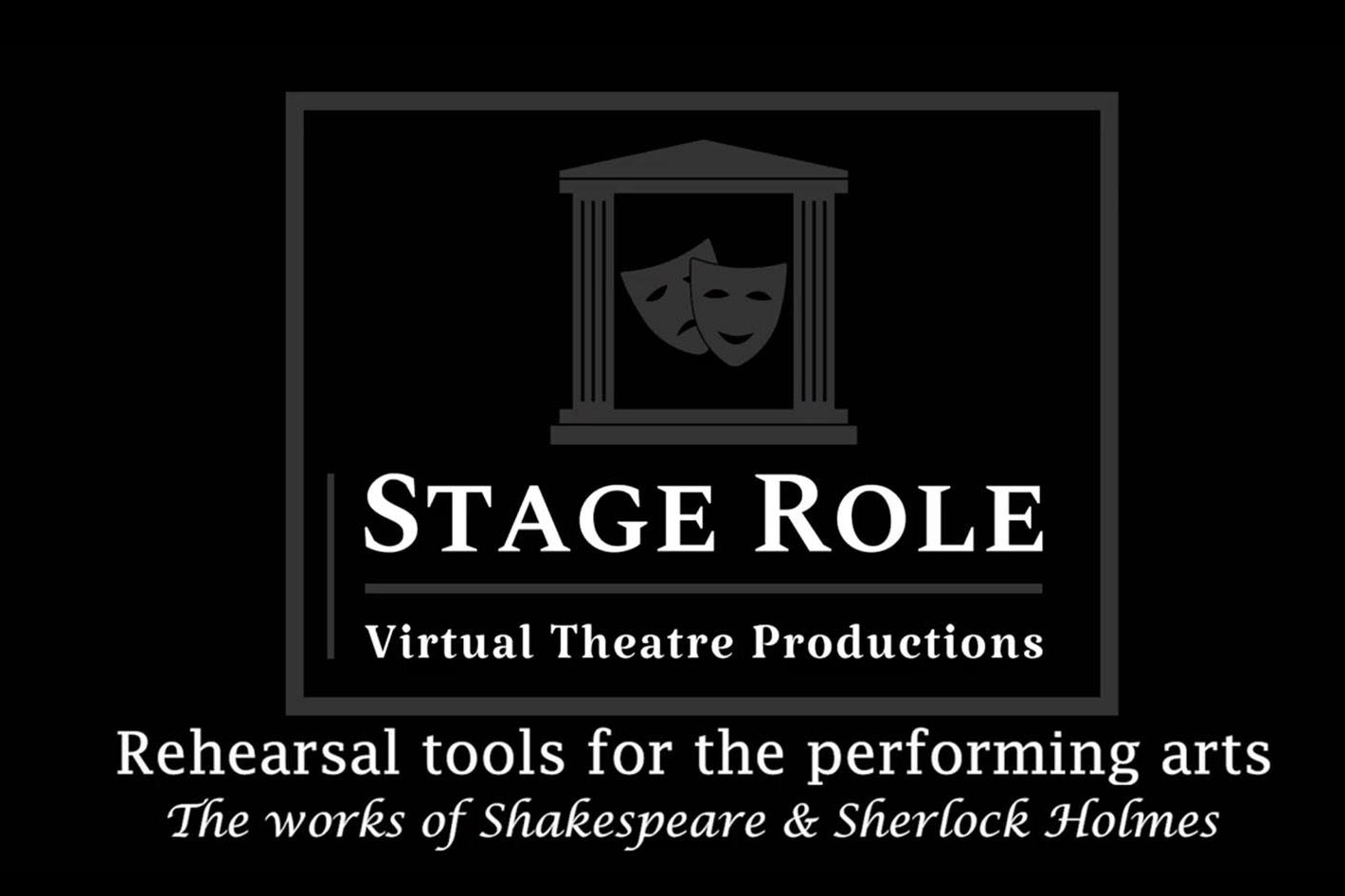 StageRole: a WFH rehearsal tool for the performing arts
