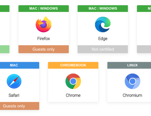 Cleanfeed adds Safari & Firefox support for guests (and more) 20