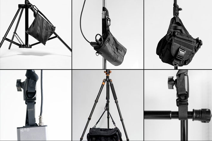 Stand Loop: a fastener for your light stands