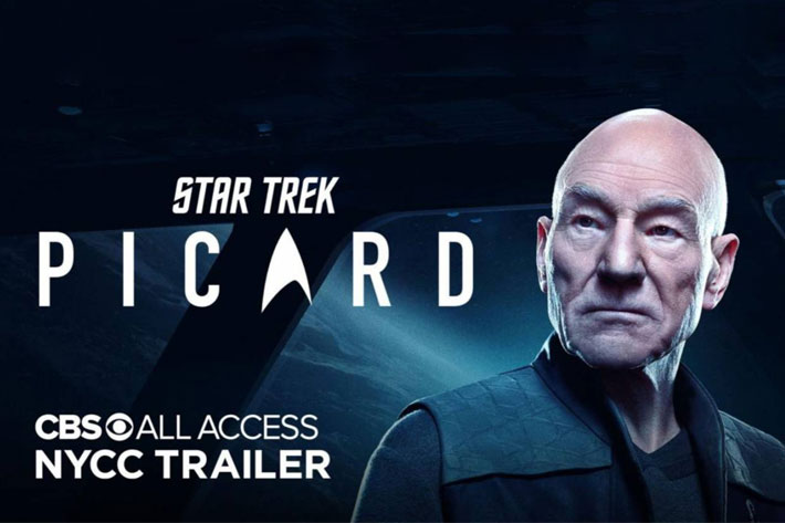 Star Trek: Picard filmed with the Cooke Look
