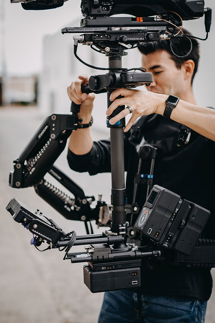 New Steadicam M-2 camera stabilizer to debut at Cine Gear Expo 2019 5