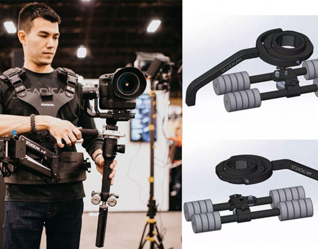 Steadimate-S camera stabilizer receives NAB Show Award