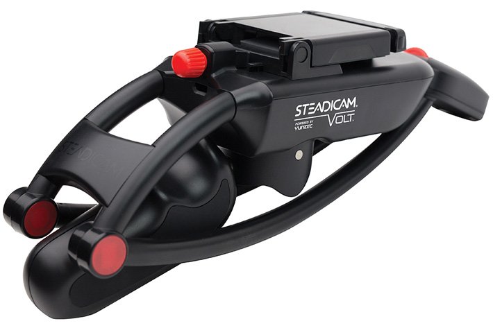 Steadicam returns with Volt