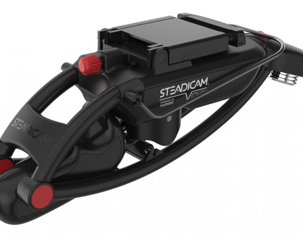 Steadicam Volt for smartphones and GoPro