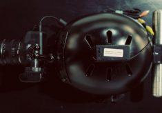 Constructing a helmet cam