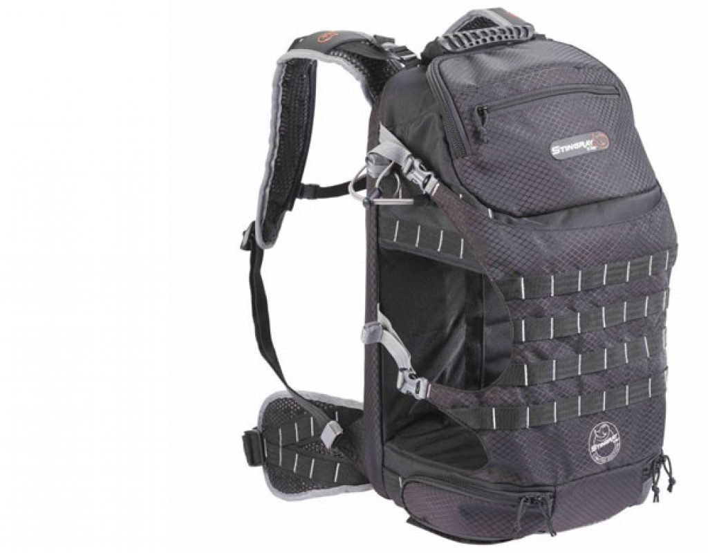 K-Tek Stingray Backpack LE for sound mixers