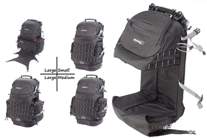 K-Tek Stingray Backpack LE for sound mixers