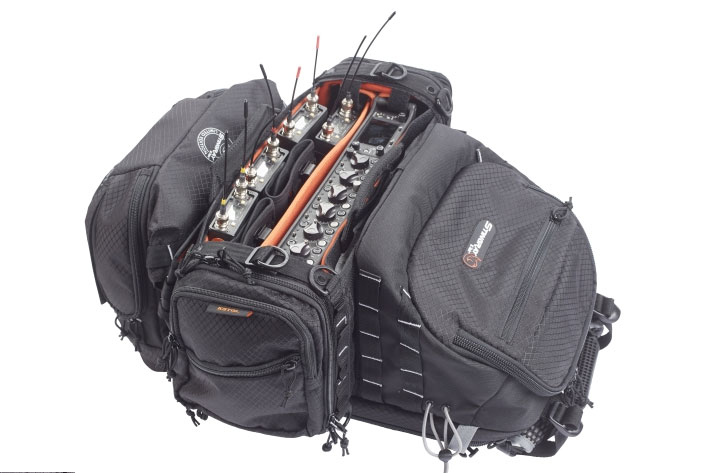 K-Tek Stingray Backpack LE, a travel solution for sound recordists 3