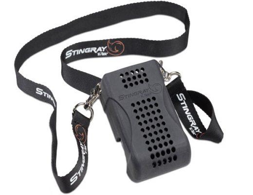 K-Tek shows protective Stingray pouch for COMTEK receivers