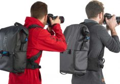 Agua Stormproof backpacks for Winter