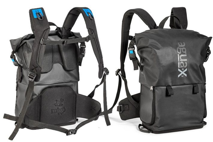 Miggo agua backpack arrives in time for Winter