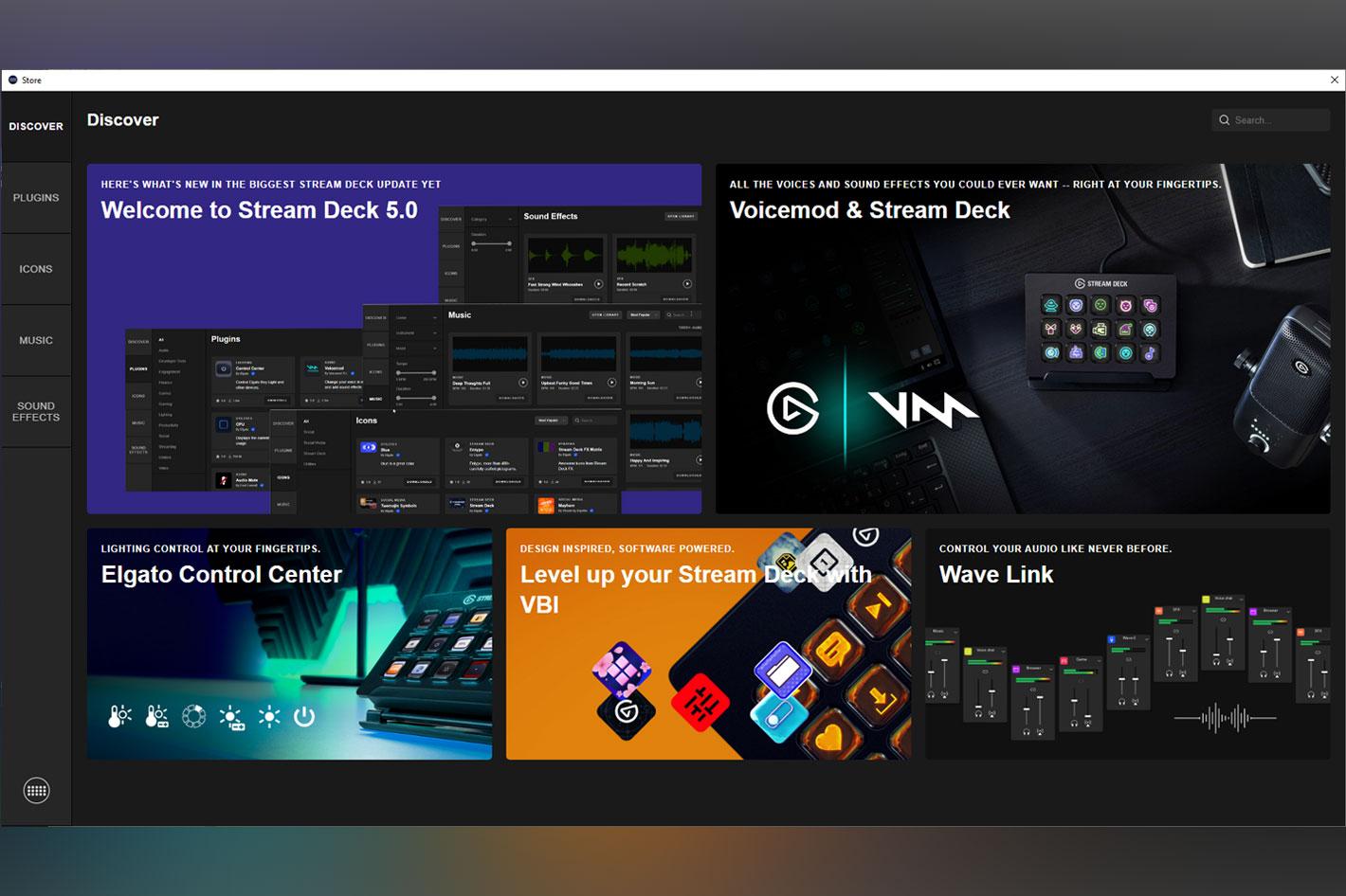 Elgato launches Stream Deck 5.0 app update