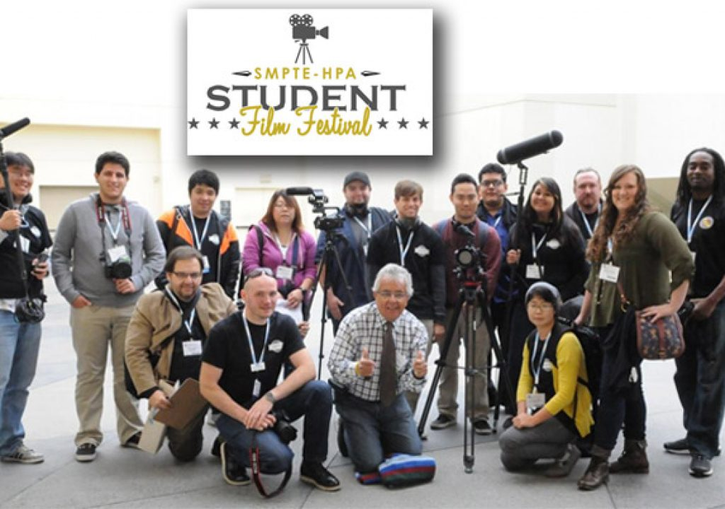 SMPTE and HPA Launch Student Film Festival 1