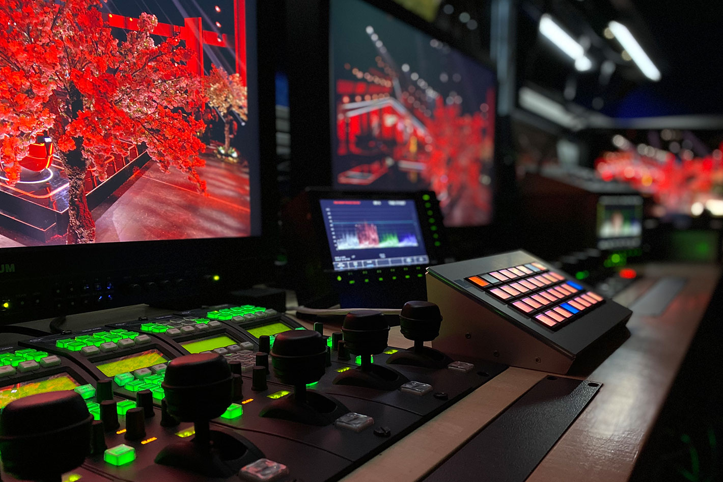 AJA FS-HDR helps drive HDR production for Studio Berlin