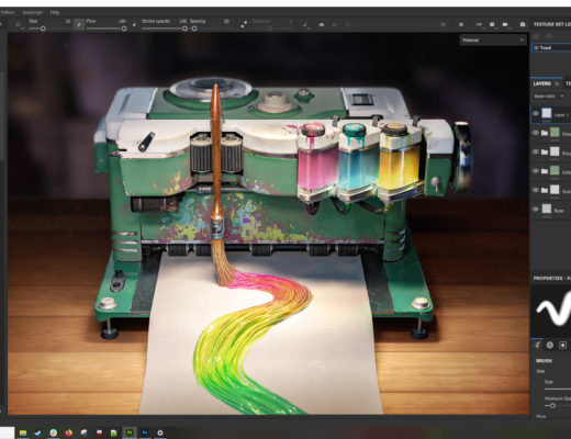 Adobe gets serious about 3D Design 11