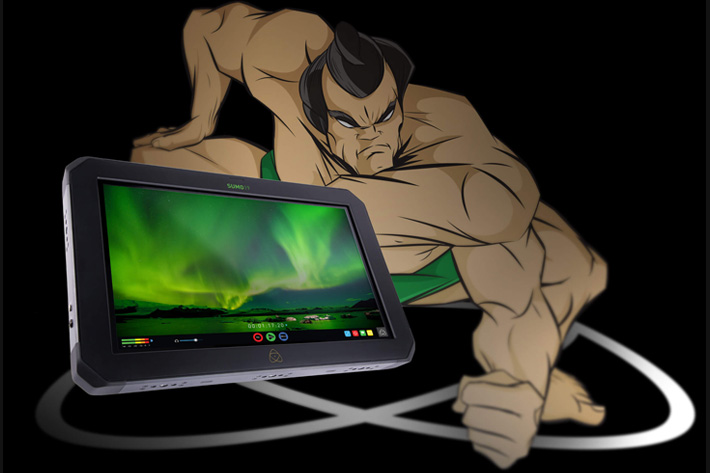 Atomos Sumo: sooner that you thought