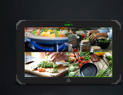 Atomos upgraded the Sumo 19 multi-camera switching