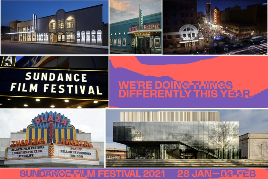 2021 Sundance Film Festival goes online and through a network of cinemas